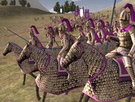 Parthian Warriors Artist Unknown