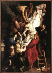 Deposition by Peter Paul Rubens 1612-14