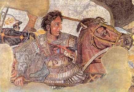 Alexander The Great Artist Unknown
