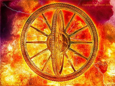 The Wheels by Larsen